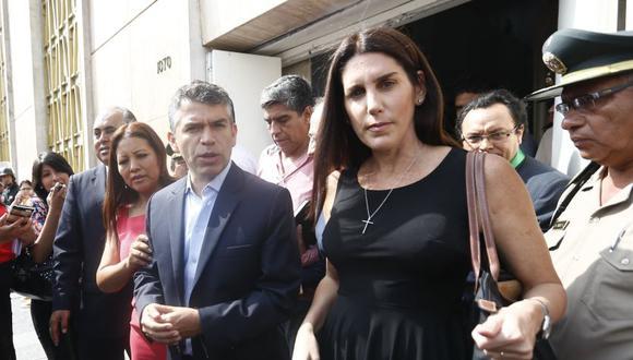Un militante del Partido Morado aparece en la lista de vacunados irregularmente entregada por la PCM. (Foto: Anthony Niño de Guzmán / GEC)