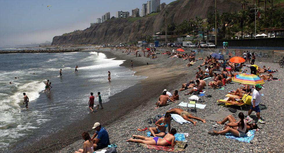 La mayoría de las playas saludables se encuentran en Miraflores, Punta Hermosa y Chorrillos. (Foto: Andina)