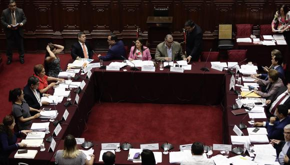 Miembros de la Comisión Permanente volverán a sesionar este miércoles 12 de febrero. (Foto: GEC)