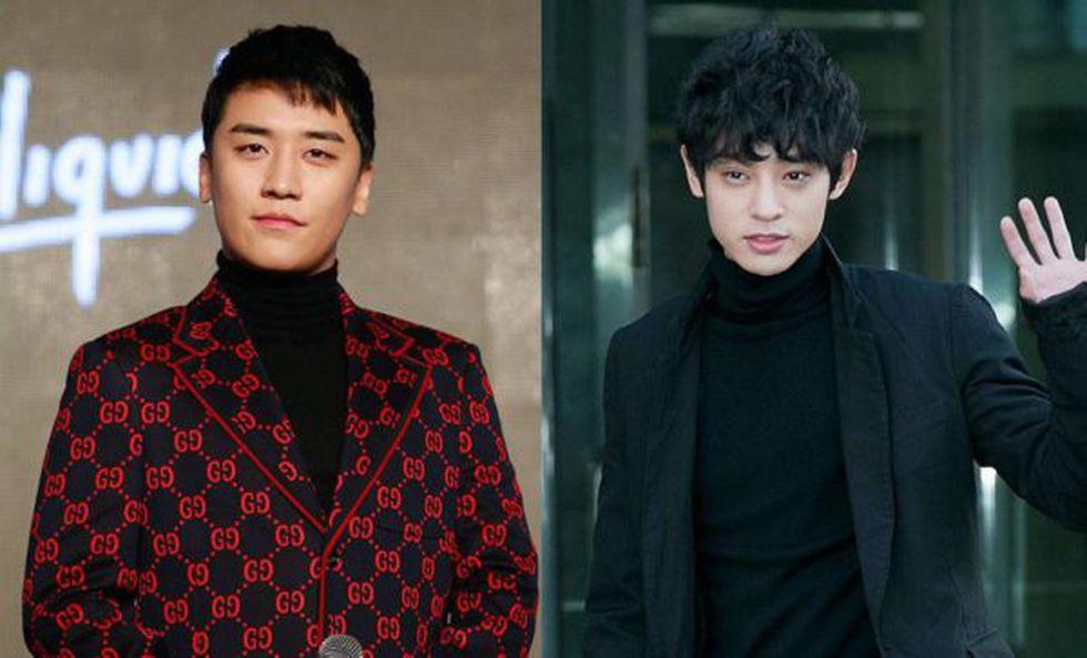 Jung Joon-young y Seungri