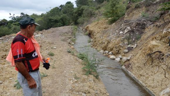 Amazonas: Ingemmet advierte que siembra de arroz pude ocasionar deslizamientos de tierra en los distritos de Cajaruro y Bagua Grande. (Foto Ingemmet)