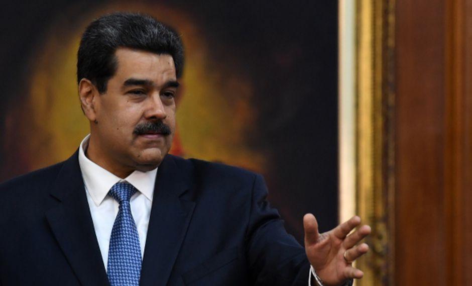 """La medida de Estados Unidos es vista por el régimen chavista como un intento para """"afectar"""" la tranquilidad de Nicolás Maduro. (Foto: AFP)"""
