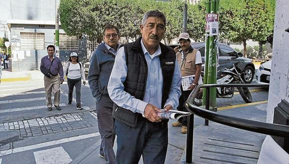 Vera Paredes en problemas. (MiguelIdme/Perú21)
