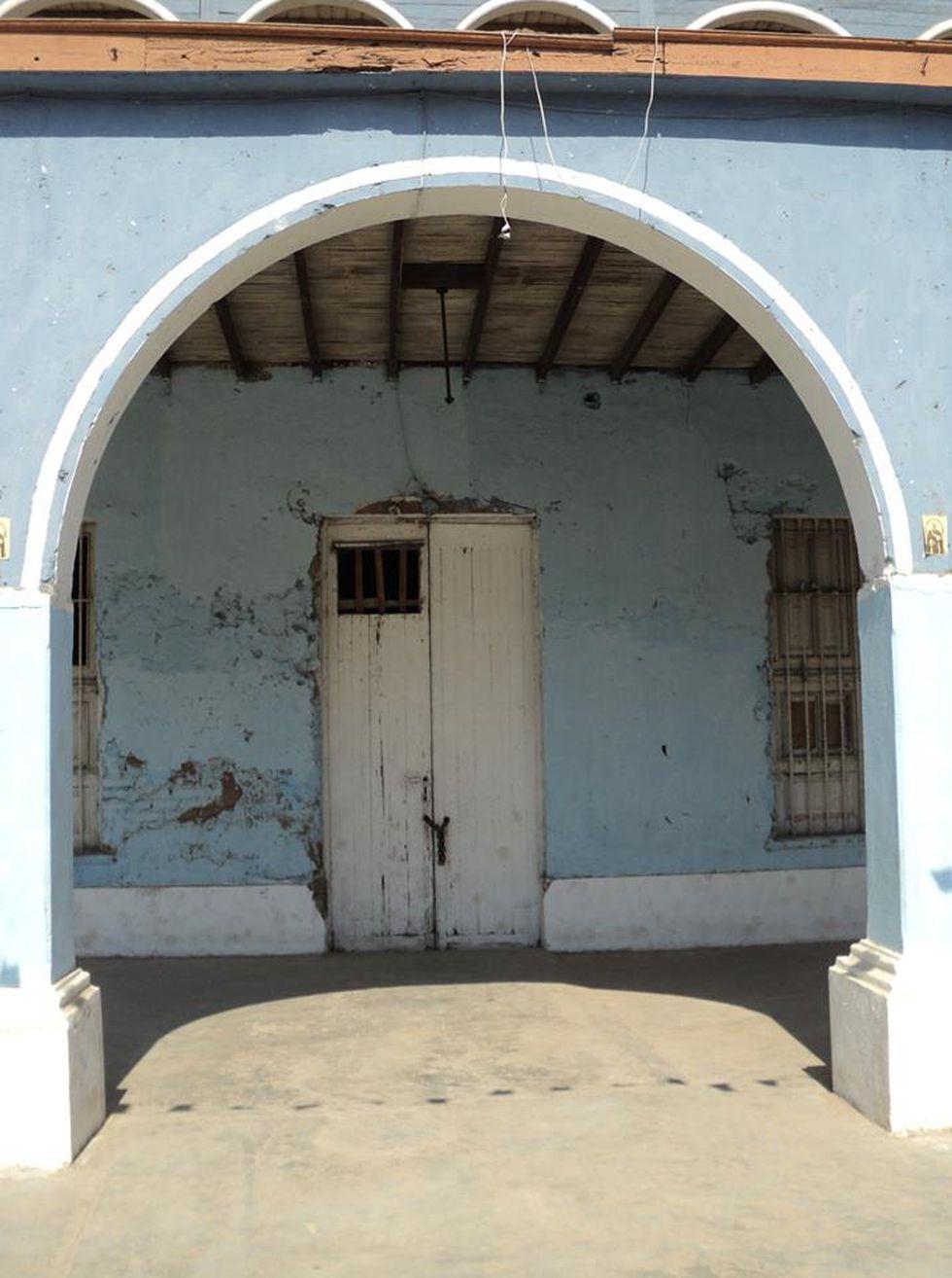 Aquí encontrarás historia, misterio y un viaje al pasado. (Foto: Facebook Rolando Arciga Soto)