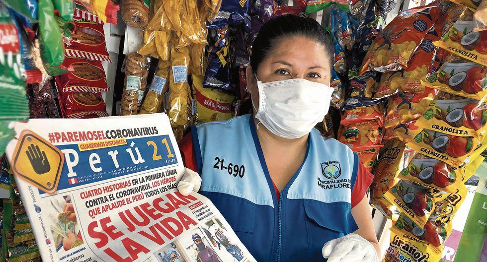 .La Federación de Vendedores de Diarios ha pedido que sus miembros reciban el bono de S/380 del gobierno.