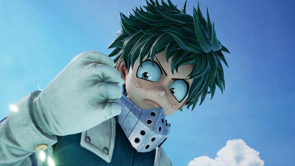 Izuku de 'My Hero Academia' también estará presente en el nuevo título de lucha de Bandai Namco.