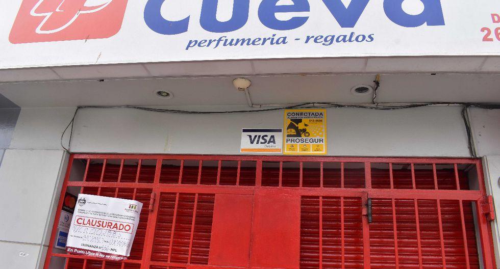 La Municipalidad de Pueblo Libre, en conjunto con personal del Ministerio de Salud (Minsa) clausuró dos farmacias y dos boticas. (Foto: Municipalidad de Pueblo Libre)