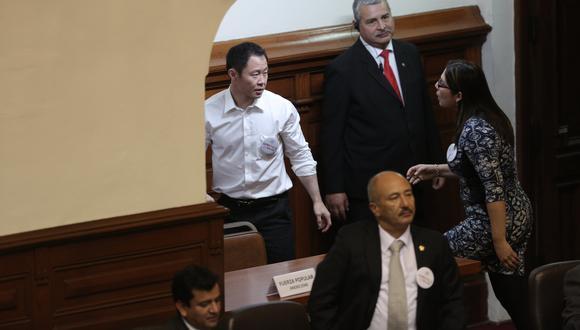Úrsula Letona sustenta su querella contra Kenji en las declaraciones que revelan los videos de Mamani. (Perú21)