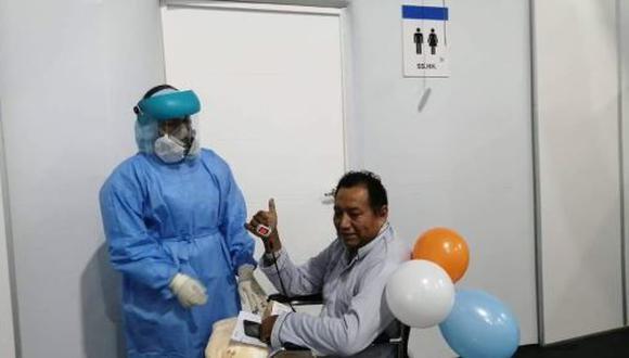 Madre de Dios: paciente superó al COVID-19 pese a estar dentro del grupo de personas de riesgo (Foto difusión).