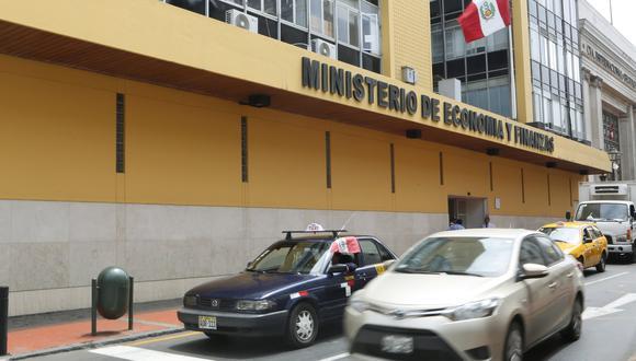 Ministerio de Economía (USI)