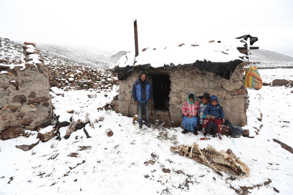 Senamhi advierte sobre descensos de temperaturas en la selva y sierra (Referencial/ GEC)