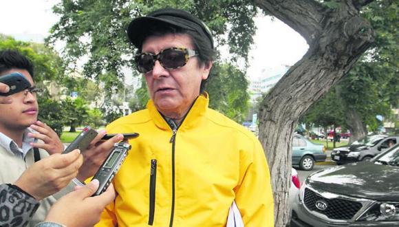 Adolfo Chuiman confiesa sentir temor a contagiarse de COVID-19. (Foto: GEC)