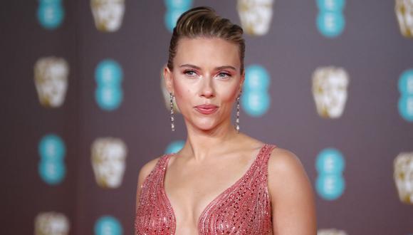 """Scarlett Johansson denuncia a Disney por el estreno digital de """"Black Widow"""". (Foto: Tolga AKMEN / AFP)."""
