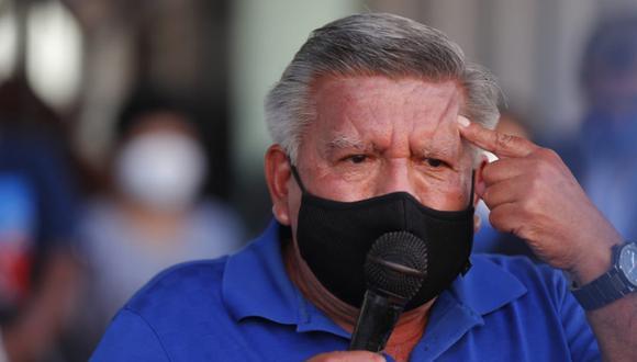 César Acuña pide exhorta a los peruanos a esperar los resultados oficiales (GEC).