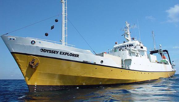 La empresa Odyssey rescató el tesoro, pero terminará con las manos vacías. (AP)