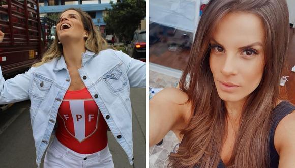 La empresaria Alejandra Baigorria no se detuvo durante la cuarentena y estuvo fabricando mascarillas para personas vulnerables. (@alejandrabaigorria).