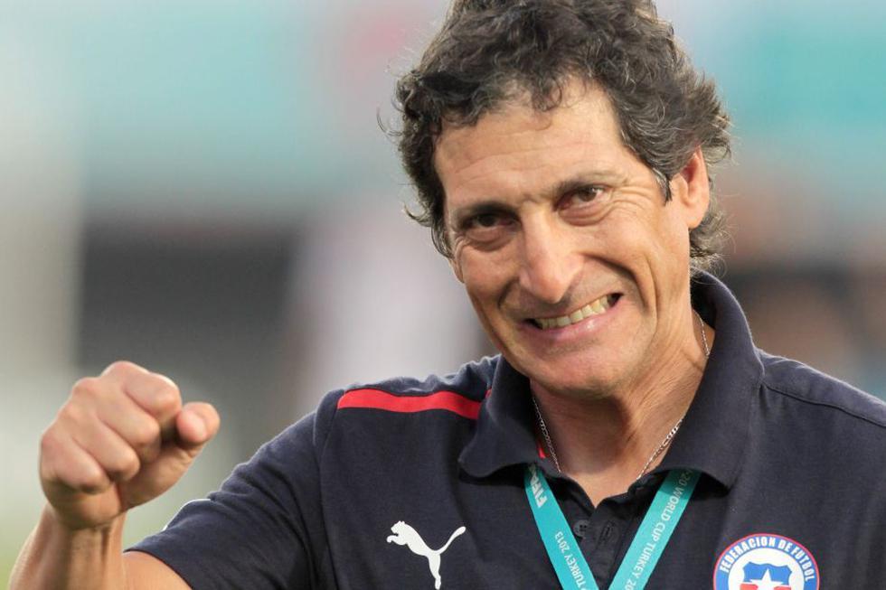¡Oficial! Mario Salas fue anunciado como DT de Colo Colo tras dejar Sporting Cristal (AFP)