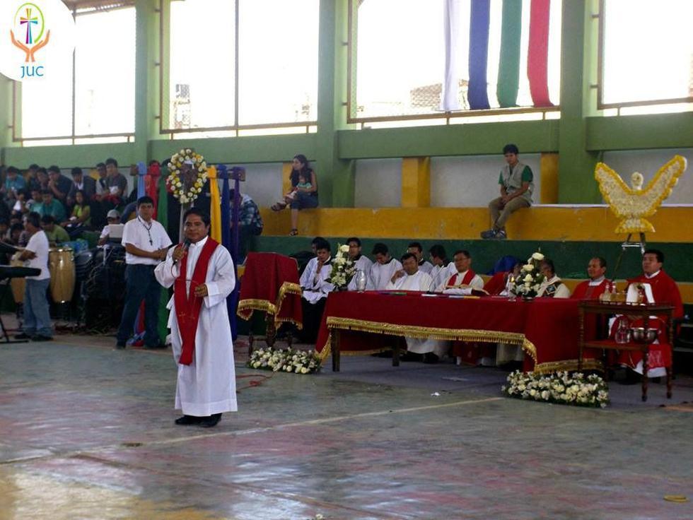 El sacerdote Ronald Peña estaba a cargo de la parroquia San Agustín, en la provincia liberteña de Pacasmayo.