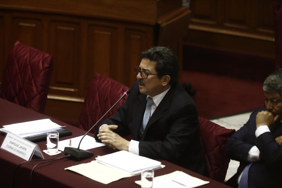 Enrique Cornejo (Renzo Salazar/Perú21)