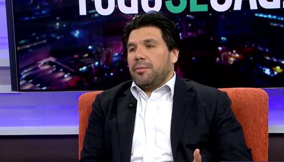 El periodista Carlos Paredes denunció amenazas contra su vida (Captura de RPPTV).