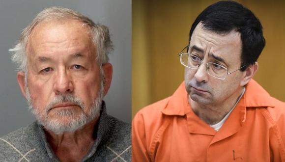 William Strampel, ex jefe de depredador sexual Larry Nassar, es declarado culpable por negligencia. (AP)