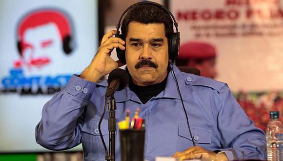 Venezuela: Oposición dice que diálogo con Nicolás Maduro está en crisis. (EFE)