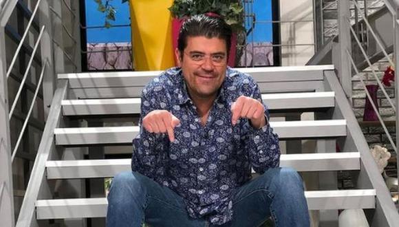 Además de ser conductor de un programas televisivos trabajó en telenovelas. (Foto: Burro Van Rankin / Instagram)