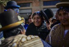 Bolivia: Alegría en los simpatizantes de Evo Morales tras triunfo de Luis Arce  [FOTOS]