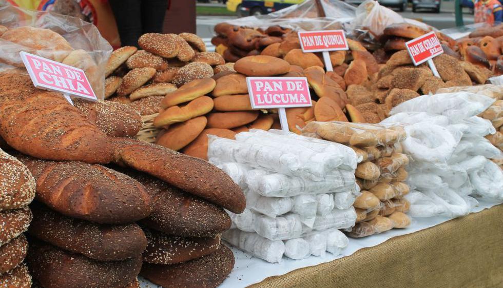 Festival de pan se realizará este fin de seman en San Miguel (Difusión).