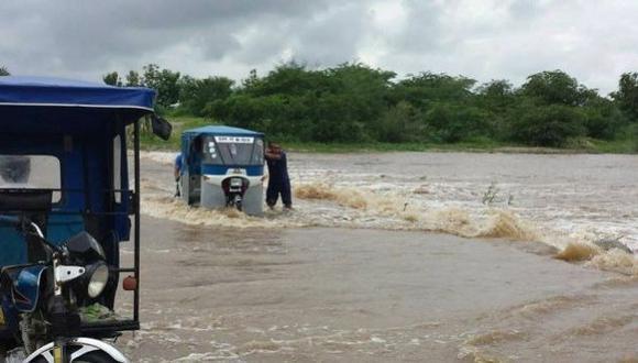 Fenómeno El Niño ya ha generado este año diversas inundaciones en el norte del país.  (Trome)