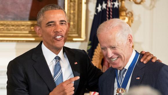 Barack Obama goza de una gran popularidad entre los demócratas y su respaldo a Joe Biden podría servirle a este para conquistar al ala más progresista del partido. (Foto: EFE/Michael Reynolds)