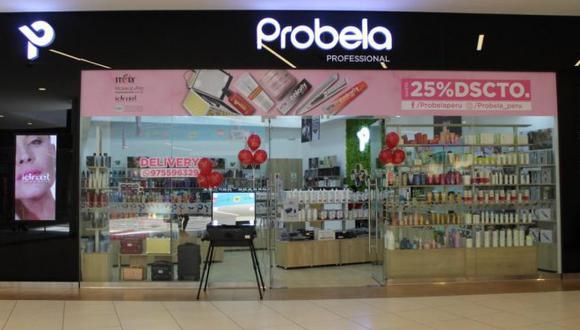 La expansión de Probela se fortalece con la apertura de la tienda de Santa Anita con 100 metros cuadrados, en Minka con 50 metros cuadrados y en Breña con 240 metros cuadrados