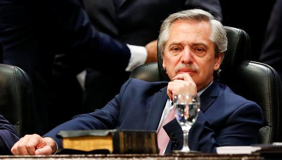 El presidente electo de Argentina, Alberto Fernández. (Foto: Reuters)