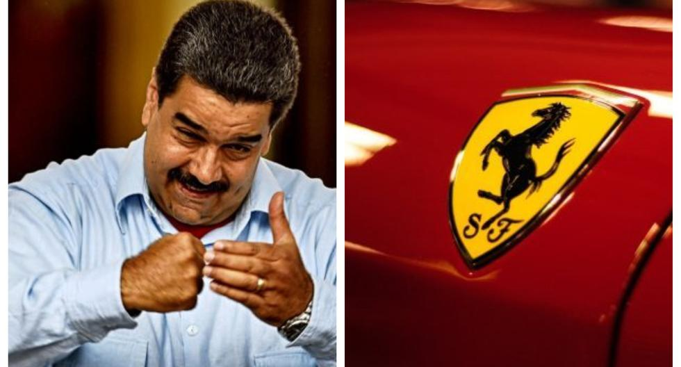 Venezuela Ferrari Dealership Opens In A Country Immersed In Poverty Nczg World Archyde