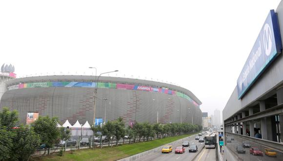 Tal como ocurrió en la inauguración, el Estadio Nacional será sede de la clausura de los Juegos Panamericanos Lima 2019. (Foto: Difusión)