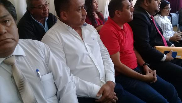 Adrián Arroyo no asistió a la audiencia judicial y se ordenó su captura. (Foto: Zonia Custodio)