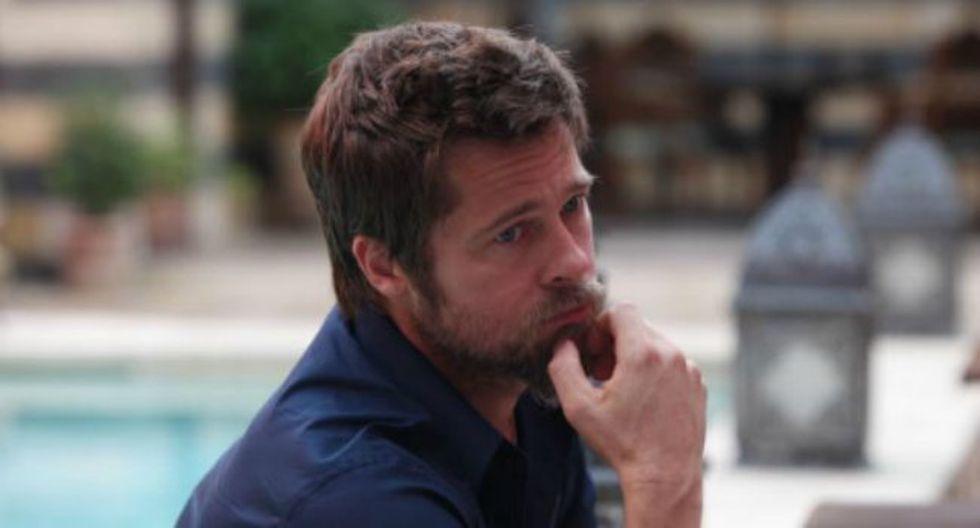 """""""Hay muchas personas que me odian porque creen que les falto al respeto"""",dijo Brad Pitt sobre el mal que tiene."""