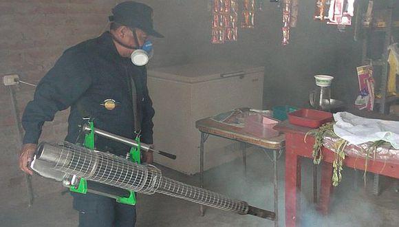 Fumigarán 50,000 viviendas en La Convención. (Perú21/Referencial)