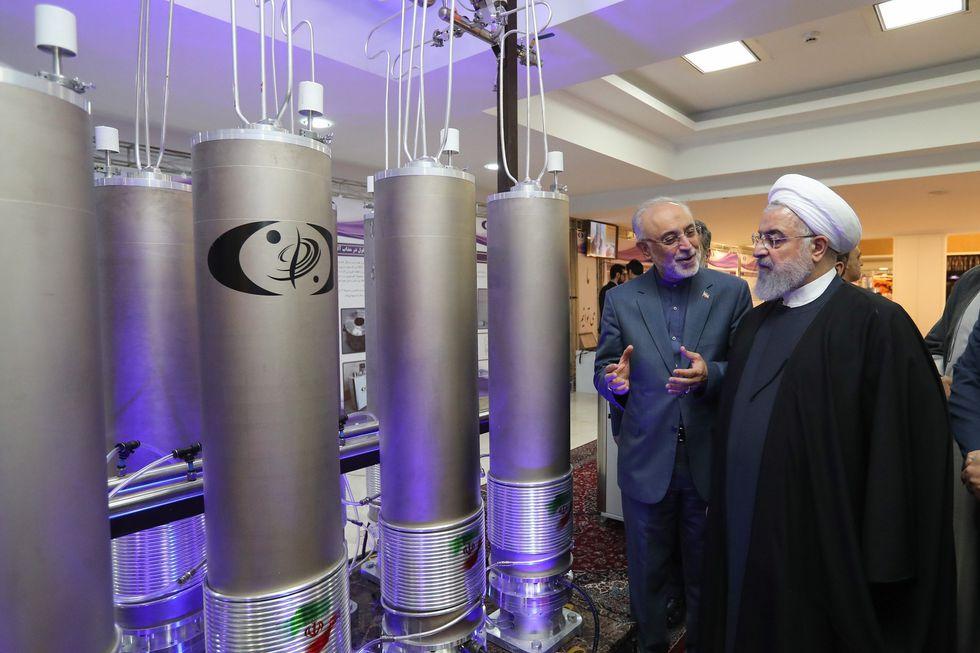 Irán empezó a enriquecer uranio a más del 4,5%. (Foto: EFE)