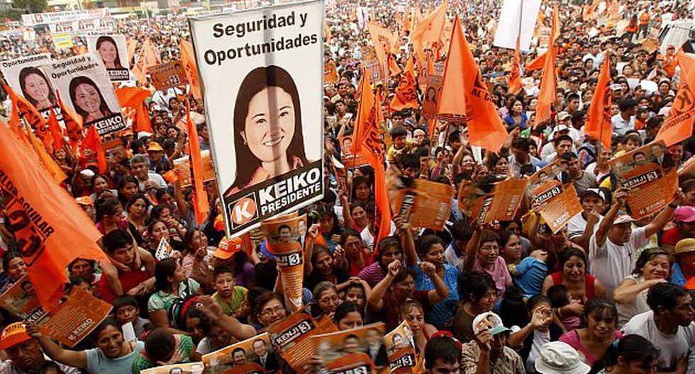 A raíz de empresario vinculado con el narcotráfico que aportó a campaña de Keiko Fujimori. (USI)