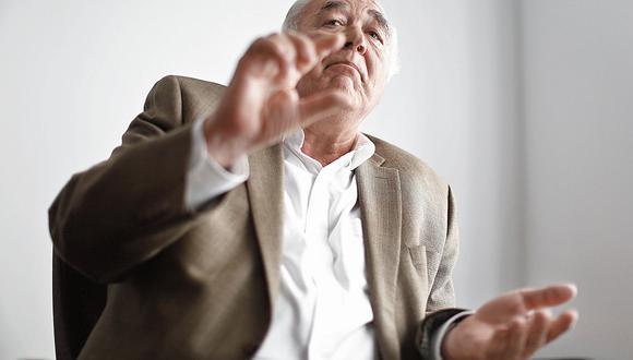 Víctor Andrés García Belaunde. Congresista de Acción Popular e integrante de la comisión Lava Jato. (Perú21)