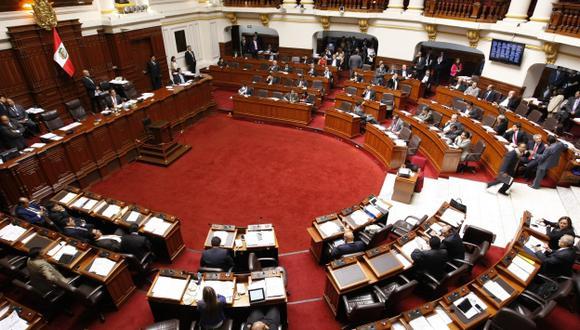 Si se alcanza el consenso, el próximo jueves 15 se sometería a votación la lista de candidatos en el Pleno. (Luis Gonzales)