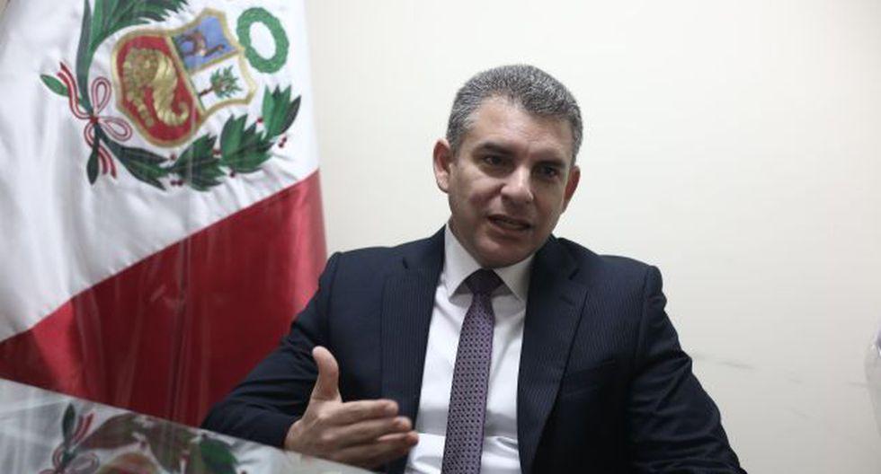 El fiscal Rafael Vela recusó a los jueces que fallaron a favor de Humala por incorporar argumentos que no fueron presentados por la defensa. (Perú21)