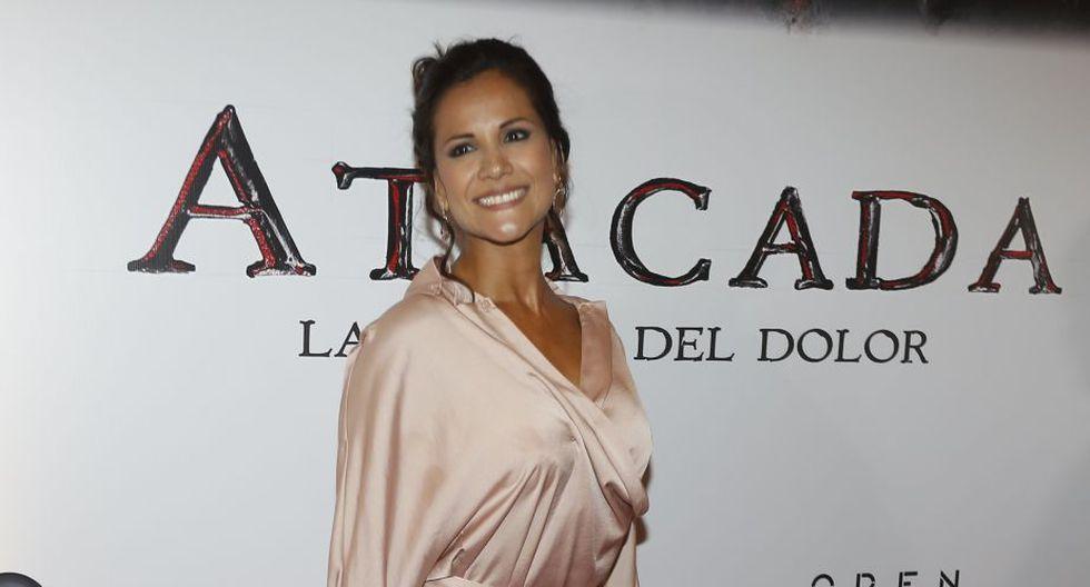 "Karina Calmet: Mónica Sánchez confiesa que lamentó ""la salud mental"" de la actriz tras furiosos tuits. (USI)"
