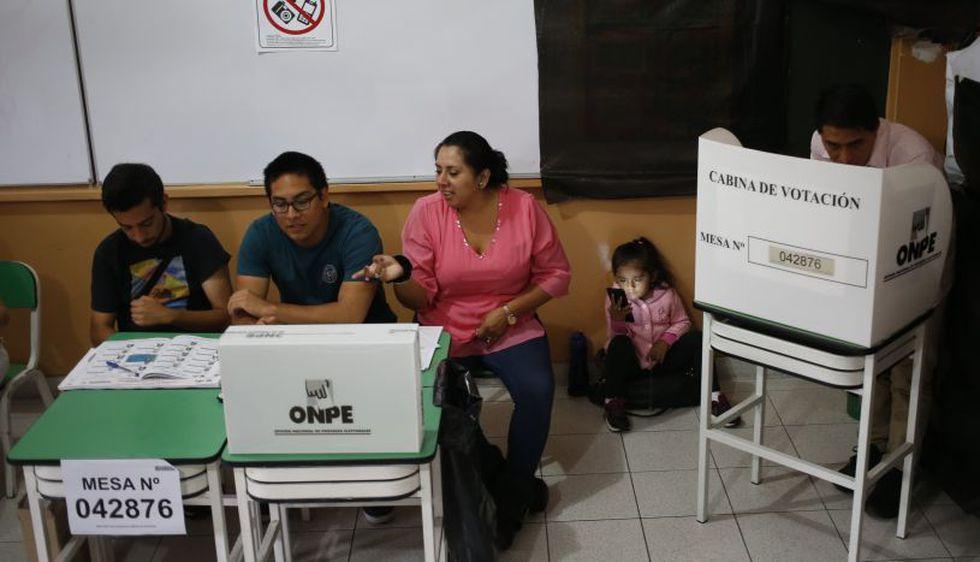Votarán los jóvenes que cumplan la mayoría de edad hasta el mismo día de las elecciones extraordinaria que se realizan el 26 de enero de 2020. (GEC)