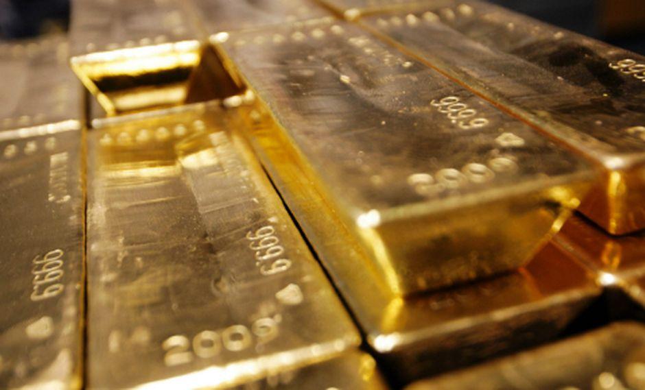 El oro se ha derrumbado más de 10% desde los máximos de abril sobre US$ 1,365 la onza. (Foto: AFP)
