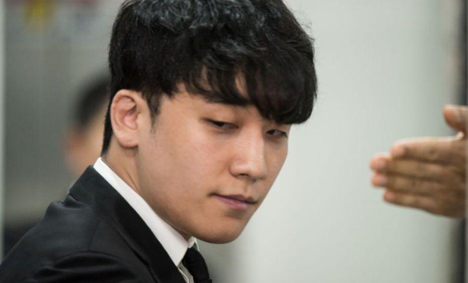 El 10 de marzo de 2019, Seungri fue nombrado sospechoso de solicitar servicios de prostitución para inversionistas extranjeros del club Burning Sun. (Foto: AFP)