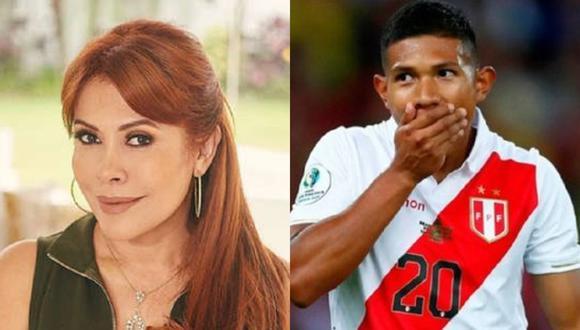 Todo inició cuando la conductora comparó a Edison Flores con Andrés Wiese y aseguró que por su aspecto físico y apellido, las chicas siempre iban a preferir al mencionado actor. (Composición)
