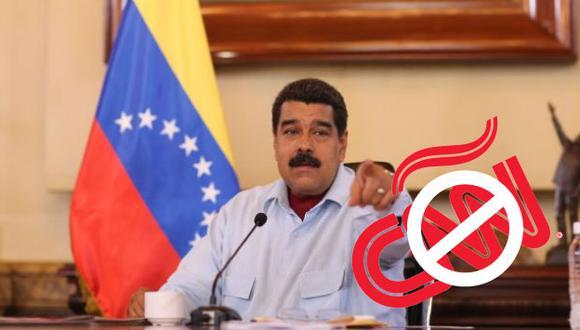 Gobierno venezolano tramita bloqueo de CNN en español en internet (USI)