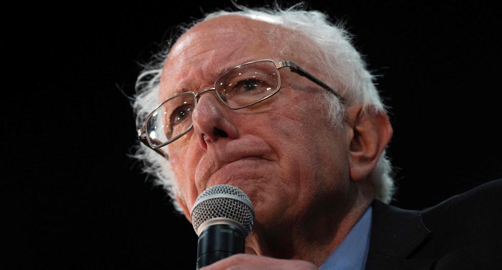 Imagen de Bernie Sanders. (AFP / JIM WATSON).